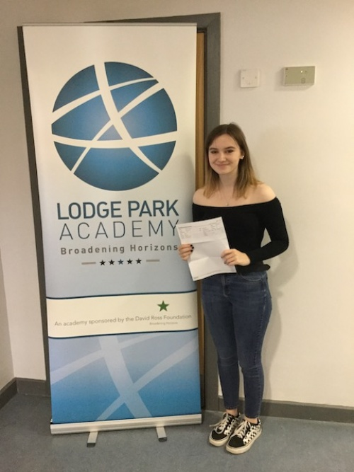 A Levels: A year of great achievements for Lodge Park Academy students